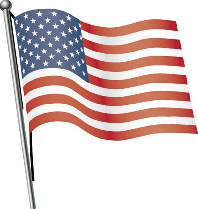 US. flag