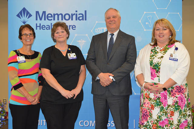 Memorial announces recipients of annual awards