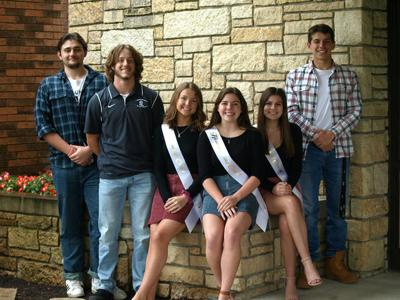 New Lothrop homecoming court, events announced