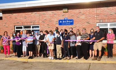 Catholic school opens year with new campus