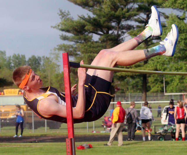TRACK AND FIELD: Gramza, Kvalevog jump competition at Champions meet