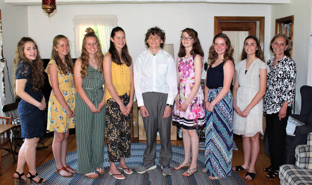 Piano teacher hosts annual recital