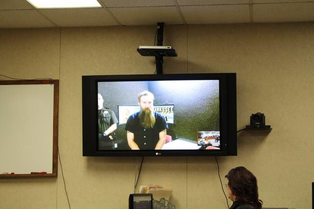 Murder suspect ordered to undergo competency exam