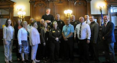 County inaugurates mental health court