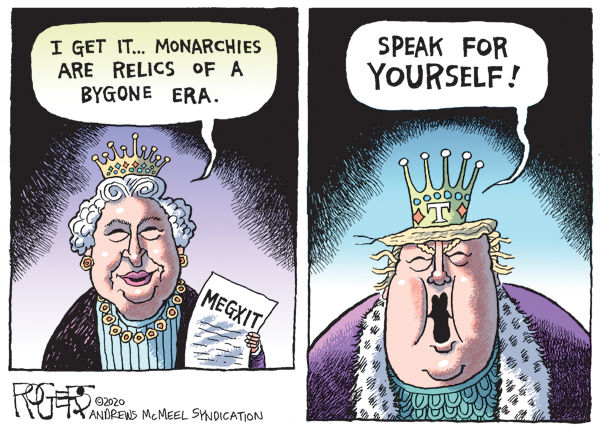 ROGERS —Monarchies