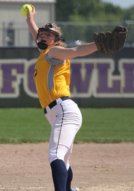Area softball powers play for regional titles