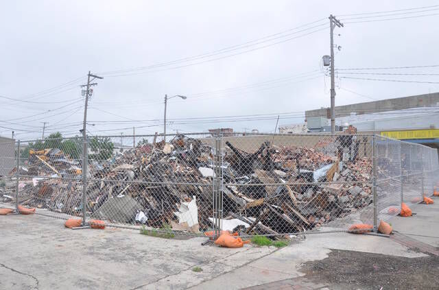 Cause of Jumbo's fire to remain undetermined