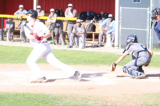 BASEBALL: Perry shut out of GLAC picture despite win