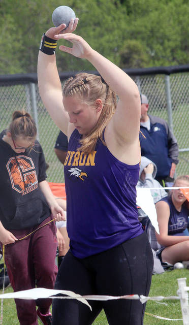 TRACK AND FIELD: Area athletes prep for finals