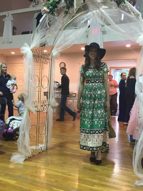 Corunna show highlights fashions over 150 years