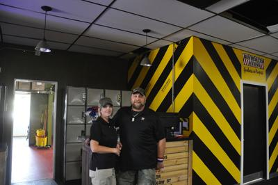 Couple opens family-friendly entertainment business in Durand