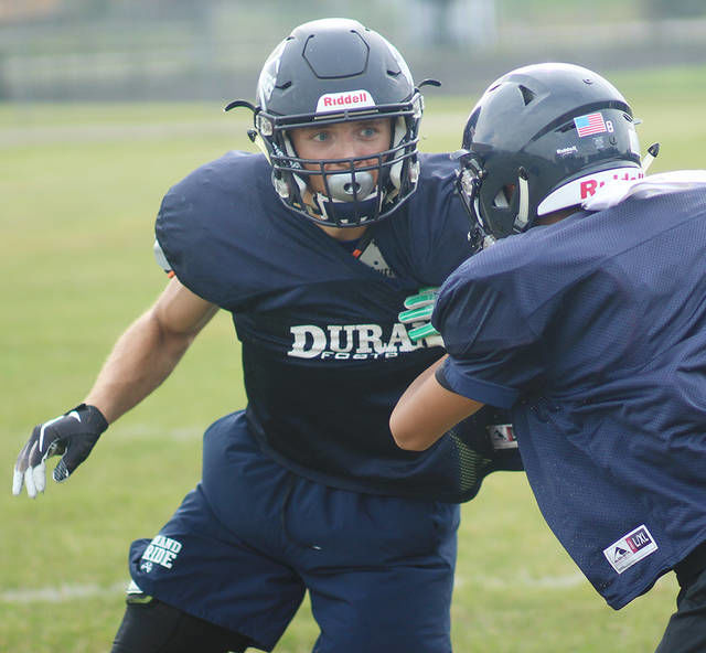 GRIDIRON GUIDE '19: Durand features array of runners in new offense