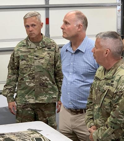Moolenaar meets with Army Corps on plan to stop Asian carp
