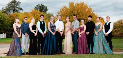 Durand homecoming court announced