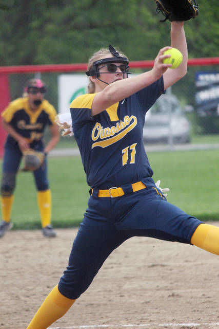 SOFTBALL: Owosso rolls before district rained out