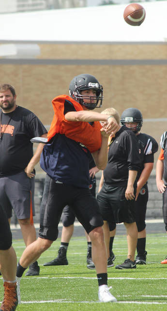 GRIDIRION GUIDE '19: Indians look to replace Higley, Turnwald