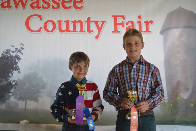 Dairy beef showmanship winners announced