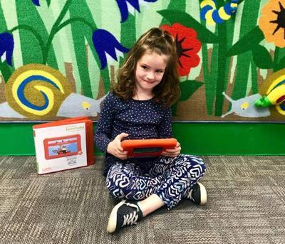 Library announces tablet availability