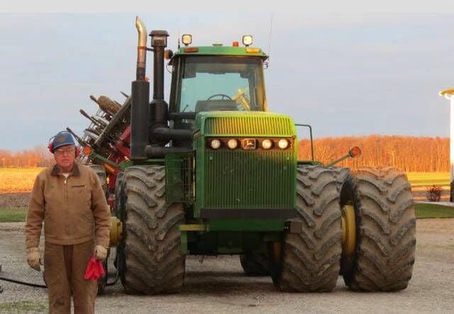 Hazelton Township's Frank Vyskocil named 2021 Michigan Master Farmer