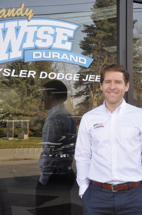 Randy Wise Durand >> Family Is Key To Car Dealer Local Business Argus Press Com