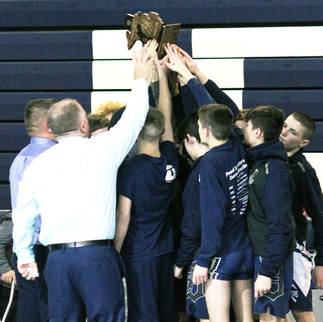 WRESTLING: Durand beats Corunna for first district since 2012