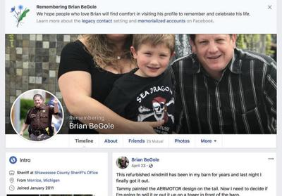 Sheriff reportedly loses access to Facebook accounts over false death report