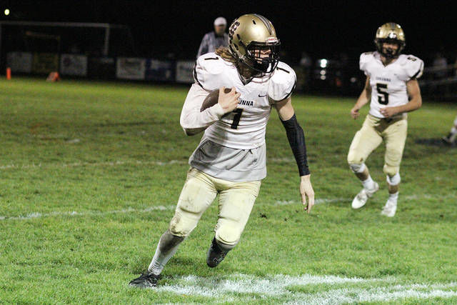 FOOTBALL: Corunna runs away from Owosso
