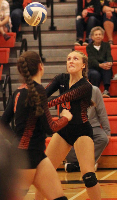VOLLEYBALL: Hornets edge Indians in five sets