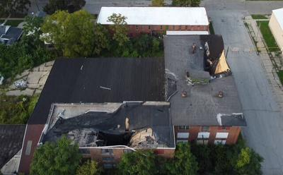 Man says he can save historic Elm Street building