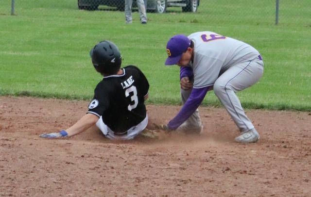 BASEBALL: Ortmann perfect for Durand before district delayed