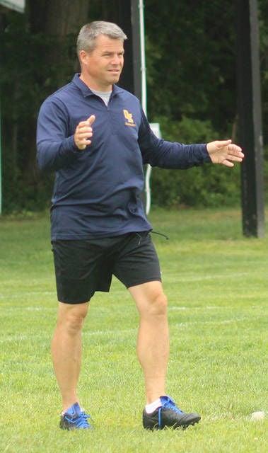 BOYS SOCCER: New O-E coach hopes to keep success going