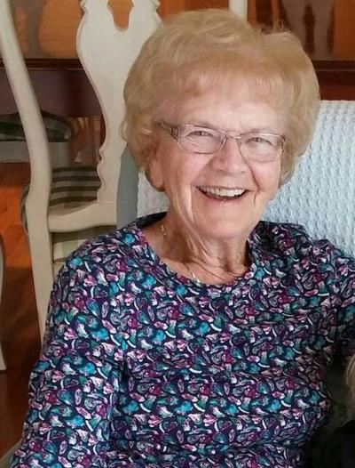 Memorial volunteer retires after 50 years