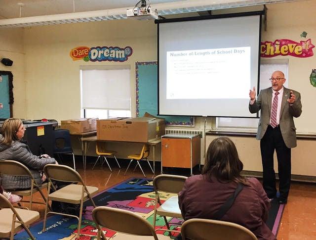 Corunna superintendent seeks 'perspective'