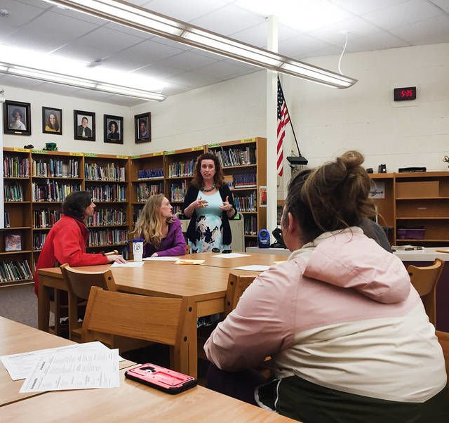 Corunna schools considers reproductive health changes