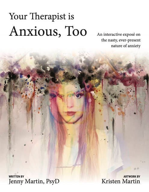 Illustrating solutions to anxiety