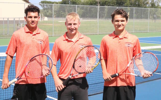 BOYS TENNIS: Chesaning feels more balanced in 2019