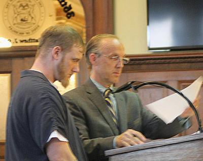 Judge sends meth dealer to prison