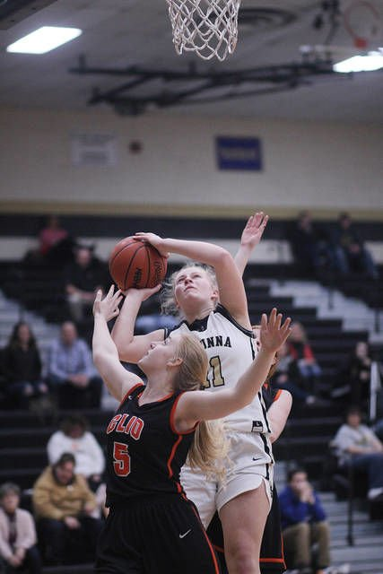 GIRLS BASKETBALL: Team play carries Cavs past Clio