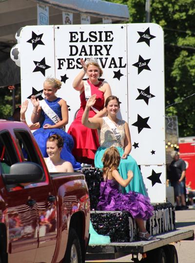Elsie Dairy Festival Parade