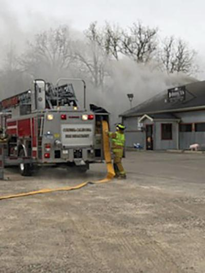 JOHNNY V'S SUFFERS FIRE