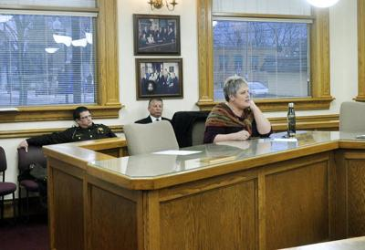Commissioner alleges payback, conflicts in committee changes
