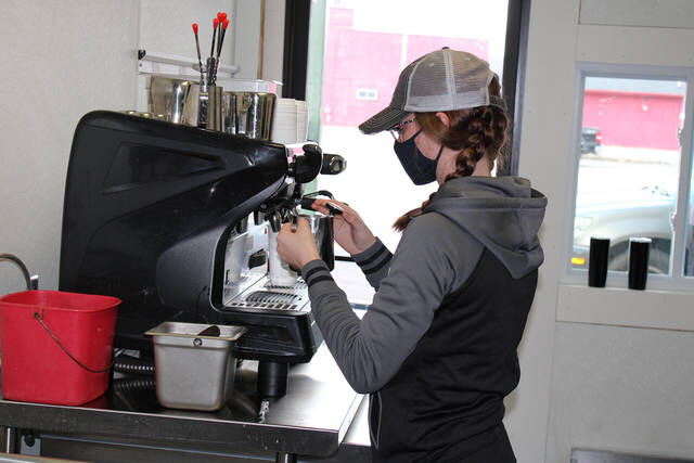 Riverfront Grille launches drive-thru coffee shop
