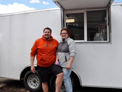 Durand restaurant reopens with trailer as fire renovations continue