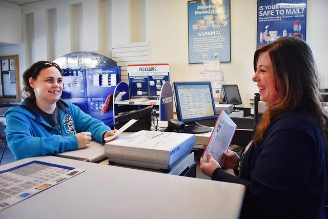 Positive customer service