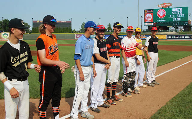 BASEBALL: Four area players 'honored' to play in Dow Diamond all-star game
