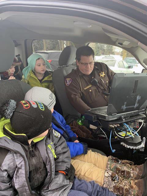 Sheriff Visits