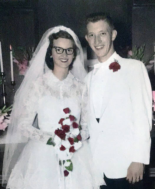 Mr. and Mrs. Norm (Pat) Witte