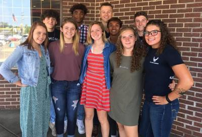 Durand students celebrate homecoming