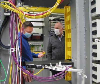 Boosting rural internet