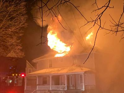 Family members start gofundme pages for families who lost homes in fire